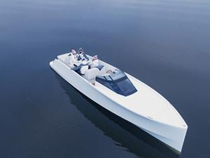 Q30 isimli tekne, tamamen sessiz olarak tasarlandı