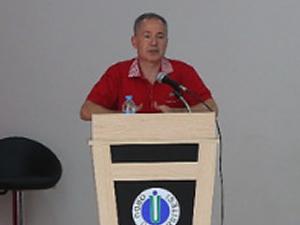 T/S Piri Reis Üniversitesi Gemisi Fatsa Limanı'na yanaştı
