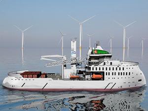 Ulstein, Schulte'ye üçüncü offshore gemisini inşa ediyor