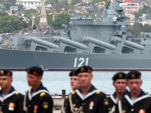 Rusya, Kırım'a 6 askeri gemi daha gönderiyor