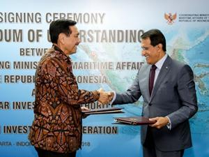 Katar'dan Endonezya turizmine 500 milyon dolarlık yatırım