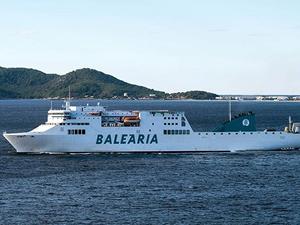 Balearia, beş feribotunu LNG'ye dönüştürüyor
