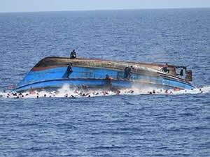 Nijerya'da tekne alabora oldu, 21 kişi hayatını kaybetti!