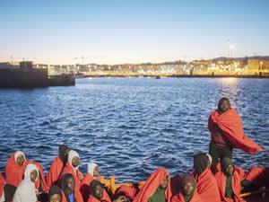İspanya'da 'Göçmen Komuta Merkezi' kuruluyor