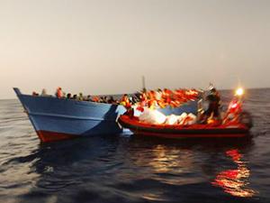 Akdeniz'de 7 ayda bin 500'den fazla göçmen hayatını kaybetti
