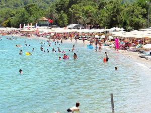 Gezi ve eğlence için gelen yabancı turist sayısı arttı
