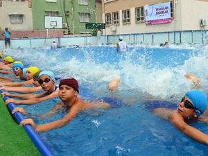 Adana'da portatif havuzlarla boğulmalar azaldı