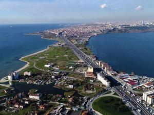 Kanal İstanbul'un saha çalışmalarında sona gelindi