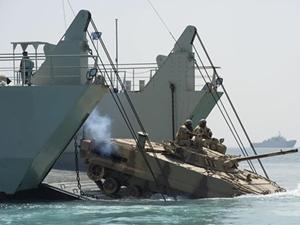 Mısır, Fransa ve İngiltere ortak deniz tatbikatı yapıyor