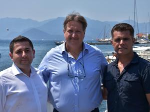 İtalyan Floating Life, yat bakımı için Marmaris'i seçti