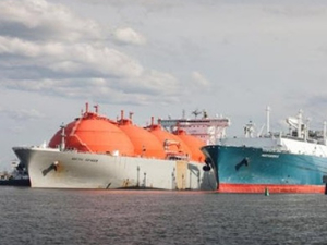 Litvanya'da ilk LNG satışı ihalesi düzenlenecek