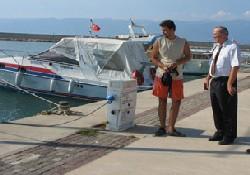 Burhaniye Yat Limanı devrediliyor