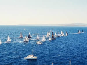 Arkas Aegean Link Regatta için kayıtlar rekor kırdı