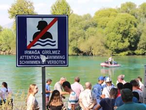 Antalya'da bir günde beş boğulma vakası yaşandı!