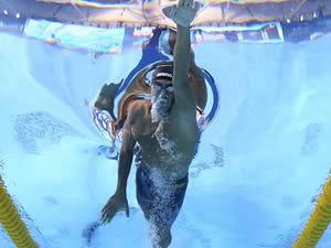 Avrupa Yüzme Şampiyonası'nda elemeler yapıldı