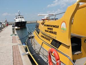 Marmara Denizi'nde etkin bir denetim yapılıyor