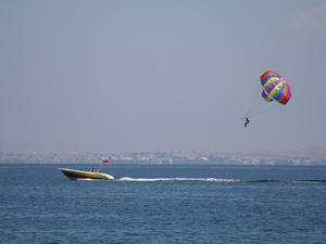 9. Van Denizi Su Sporları Festivali başladı