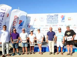 Türkiye Optimist Takım Şampiyonası sona erdi