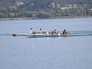 Türkiye Deniz Küreği Şampiyonası tamamlandı