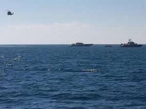 Yunan basını: Türk balıkçılar Leros adası açıklarında Yunan balıkçılara ateş açtı