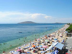 Avşa Adası, nüfusunun 40 katı turisti ağırlayacak