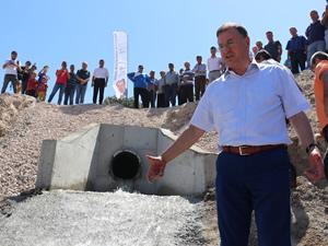 Atık sular Asi Nehri'ni kirletemeyecek