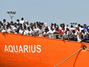 Katalonya'dan göçmenlere 'limanı açmaya hazırız' açıklaması