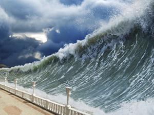İstanbul için 'yıkıcı tsunami' uyarısı yapıldı