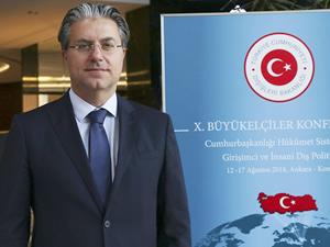 Hakan Tekin: Türkiye için İran çok önemli bir enerji ortağıdır