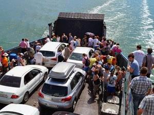 Türkiye-Kırım arasında feribot seferleri planlanıyor