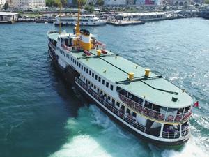 Şehir Hatları Vapurları, Marmara Bölgesi'nin nüfusu kadar yolcu taşıdı
