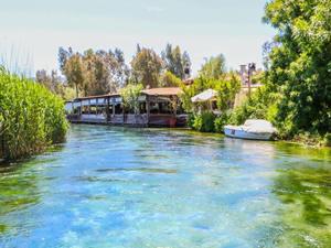 Azmağı Deresi, her yıl binlerce turisti ağırlıyor