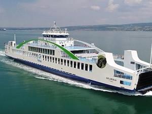 Çanakkale'de deniz ulaşımı, bayram yoğunluğuna hazır