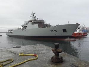 Portekiz Donanması filosuna yeni gemiler ekliyor