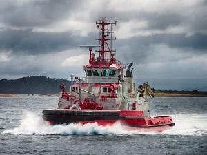 Sanmar Tersanesi, Norveçli şirkete römorkör inşa ediyor