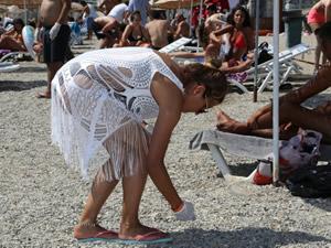 'Bodrum için 3 Dakika' sloganıyla sahiller temizleniyor