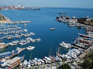 Kruvaziyer limanı için ÇED Toplantısı yapılacak