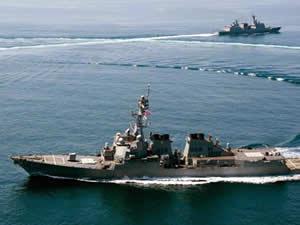 Çin'in Güney Çin Denizi'ndeki faaliyetleri savaş çıkartabilir