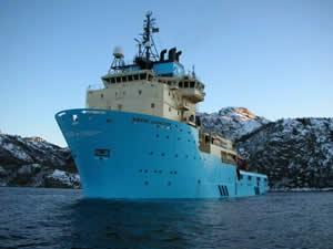 Maersk, okyanus temizliğine dikkat çekiyor
