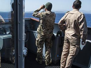 NATO, Ege Denizi'nde 50 şüpheli deniz aracı gözlemledi