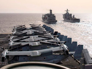 ABD, Rus tehdidine karşı 'Atlantik Filosu'nu yeniden kuruyor