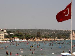 Bayram tatili Mersinli turizmcileri sevindirdi