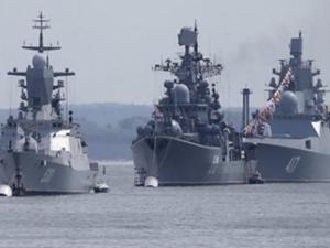 Rusya, 10 savaş gemisini Akdeniz'e gönderiyor