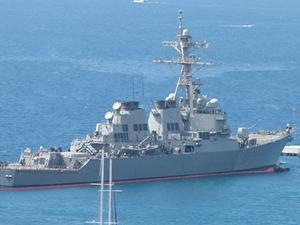 USS Carney, Karadeniz'den ayrıldı