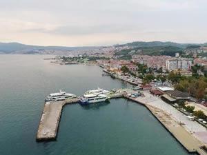 'BUDO İskelesi' davasında Mudanya Belediyesi'ni haklı bulundu
