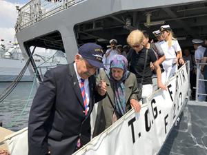 Donanma Komutanlığı kapılarını vatandaşlara açtı