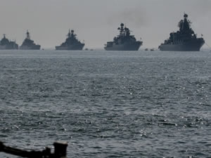 Rusya, Akdeniz'de yapacağı tatbikat için gemileri uyardı