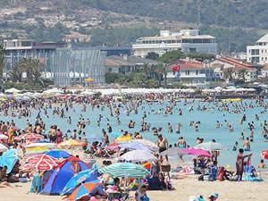 Turizm sektöründeki canlanma İspanya'yı etkiledi