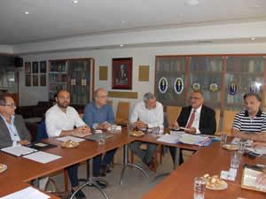 'TÜRDEF IV. Denizci STK'lar Çalıştayı Hazırlık Toplantısı' yapıldı