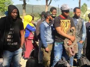 Aydın'da 28 kaçak göçmen yakalandı